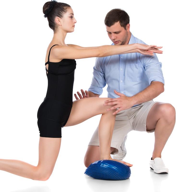 ¿Recuperación deportiva? ¿Ejercicio terapéutico?
